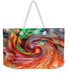 Magical Energy Weekender Tote Bag