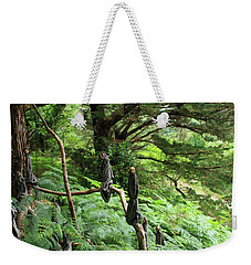 Weekender Tote Bag featuring the photograph Magical Forest by Aidan Moran