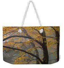 Magical Forest Blue Ridge Parkway Weekender Tote Bag
