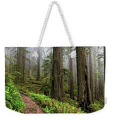 Magical Forest Weekender Tote Bag by Scott Warner
