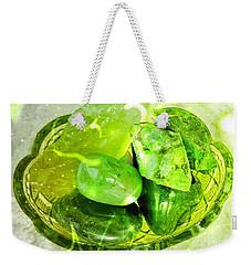 Magical Gemstones Weekender Tote Bag