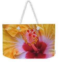 Magical Hibiscus  Weekender Tote Bag
