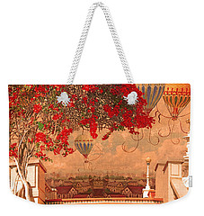 Weekender Tote Bag featuring the photograph Magical Kindom by Jeff Burgess