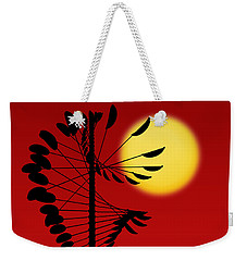 Magical Mobile And Sun Weekender Tote Bag