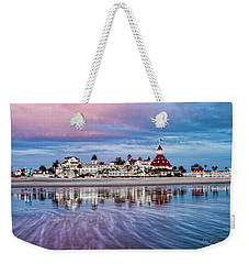 Magical Moment Horizontal Weekender Tote Bag