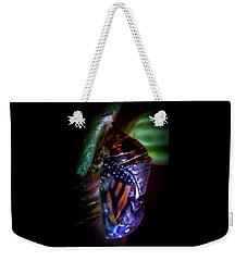 Magical Monarch Weekender Tote Bag by Karen Wiles