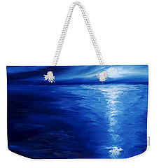 Magical Moonlight Weekender Tote Bag