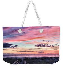 Magical Morning Weekender Tote Bag