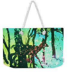 Magical Nature Weekender Tote Bag