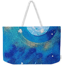 Magical Night At The Cabin Weekender Tote Bag