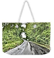 Magical Road Home Weekender Tote Bag
