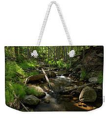 Magical Surroundings Weekender Tote Bag by Sue Cullumber