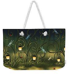 Magical Village Weekender Tote Bag