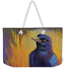 Magnificent Bird Weekender Tote Bag