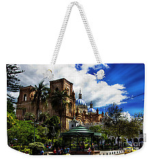 Magnificent Center Of Cuenca, Ecuador IIi Weekender Tote Bag