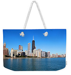Magnificent Chicago Weekender Tote Bag
