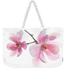 Magnolia Is The Harbinger Of Spring. Weekender Tote Bag