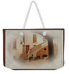 Magnificent Mexican Hacienda Weekender Tote Bag