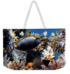 Magnificent Red Sea World Weekender Tote Bag