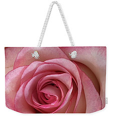 Magnificent Rose Weekender Tote Bag