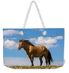 Magnificent Wild Horse Weekender Tote Bag