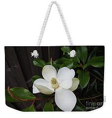 Magnolia 3 Weekender Tote Bag