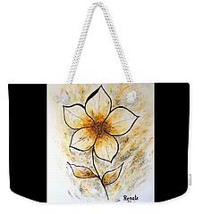 Magnolia Art-flower Weekender Tote Bag