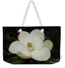 Magnolia Blossom 5 Weekender Tote Bag
