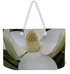 Magnolia Blossom 6 Weekender Tote Bag