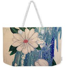 Magnolia Weekender Tote Bag