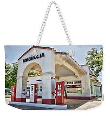 Magnolia Gas - Little Rock Weekender Tote Bag