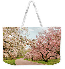 Magnolia Grove Weekender Tote Bag by Jessica Jenney