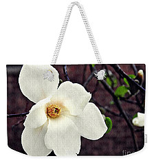 Magnolia Memories 2 Weekender Tote Bag by Sarah Loft