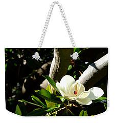 Magnolia Nest Weekender Tote Bag