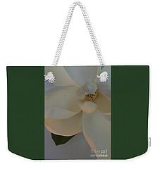 Moody Magnolia  Weekender Tote Bag