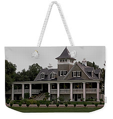 Magnolia Plantation Home Weekender Tote Bag