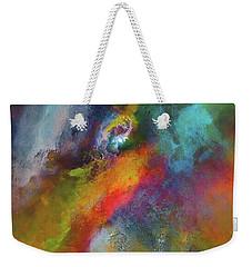 Magnolia Stellata Painting Weekender Tote Bag