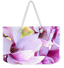 Magnolia Time Weekender Tote Bag