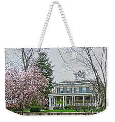 Magnolia Time Weekender Tote Bag