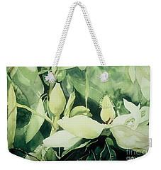 Magnolium Opus Weekender Tote Bag