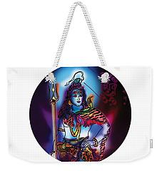 Maheshvara Shiva Weekender Tote Bag