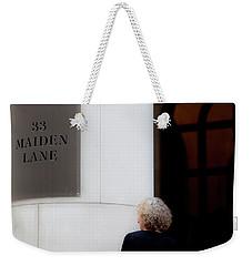 Maiden Weekender Tote Bag