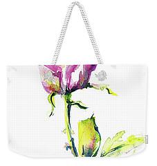 Maiden Rose Weekender Tote Bag
