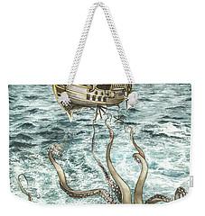 Maiden Voyage Weekender Tote Bag by Arleana Holtzmann
