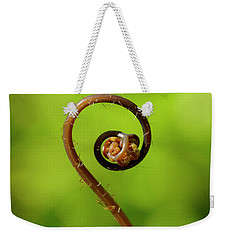 Maidenhair Frond Weekender Tote Bag