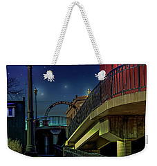 Main Street, Usa Weekender Tote Bag
