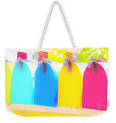 Mail For You Weekender Tote Bag