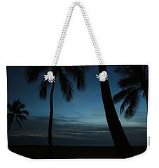 Ma'ili Beach After Sunset Weekender Tote Bag