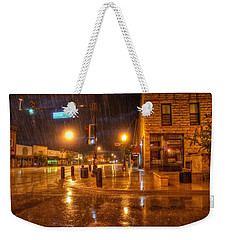 Main And Hudson Weekender Tote Bag