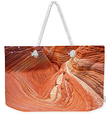 Main Wave Canyon 2017-1 Weekender Tote Bag